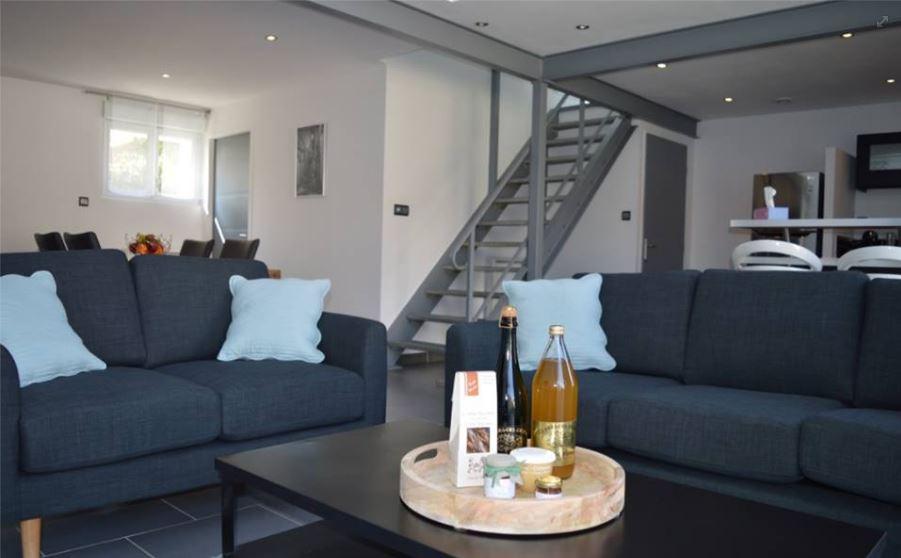"""Chambre d'hôtes de qualité """"Le Loft Savinien"""""""